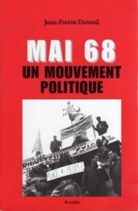 mai 68 mouvement politique - copie 2
